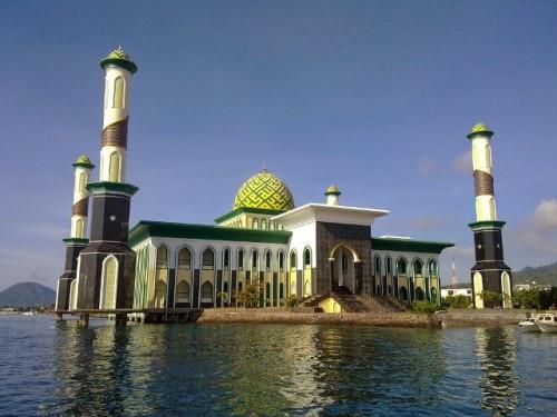Beragam Objek Wisata di Ternate Potensial Menjadi Tujuan Wisata Religi pada Bulan Ramadhan