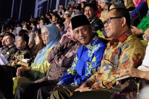 Sujadi Hadiri Pembukaan Pekan Kebudayaan Nasional 2019