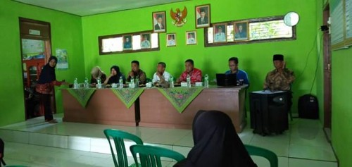 Desa Bunut Kecamatan Wayratai Kabupaten Pesawaran Ajukan Program Rendis Sertifikat dari BPN Sebanyak Mungkin